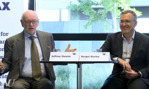 Fireside Chat with Jeffrey Owens and Mr. Sergei Guriev: Taxes and Populism