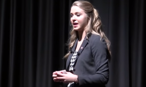 The Great Escape: The Importance of Spreading Happiness | Alanna Propst | TEDxNCSU