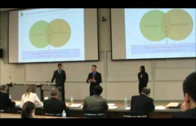 1st Place | International Business Case | UBC - Sauder School of Business | JDC West 2012