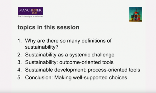 2.2 Managing Responsibly MOOC: Week 2 Lecture