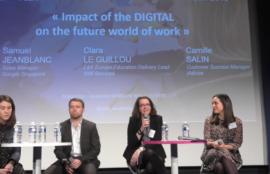 Career Connections Week 2019 : Impact of the Digital on the future world of work