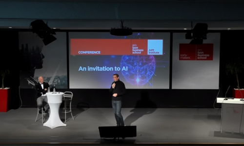 Conference : An invitation to AI