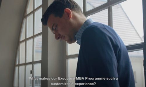ESCP's Executive MBA, available Online and Face-to Face