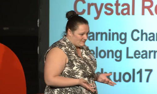 I am the product of innovation and social mobility | Crystal Reece | TEDxUniversityofLeeds