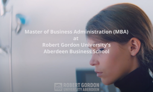 Interested in studying an MBA?