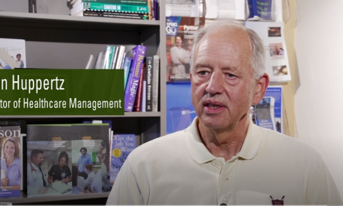 MBA in Healthcare Management at Clarkson University