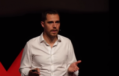 Silence and Love: two tools for practically everything   Rainer Gude   TEDxUniGeneva