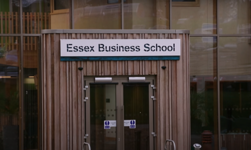 The Essex MBA at the University of Essex